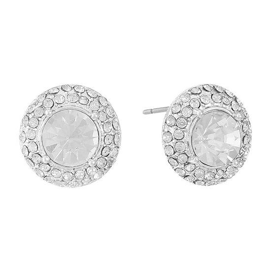 Gloria Vanderbilt 13.4mm Stud Earrings