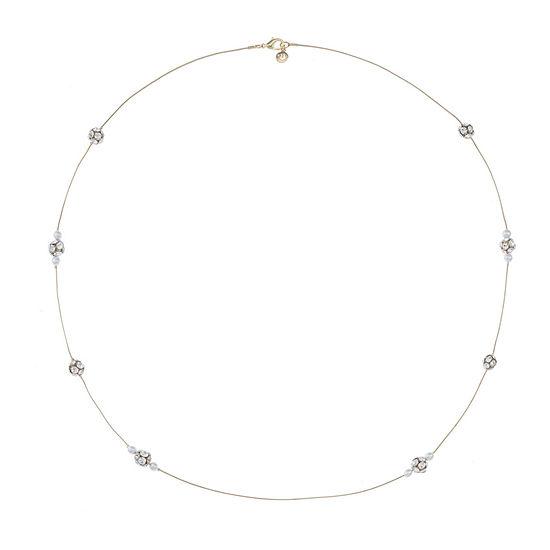 Gloria Vanderbilt 36 Inch Pendant Necklace