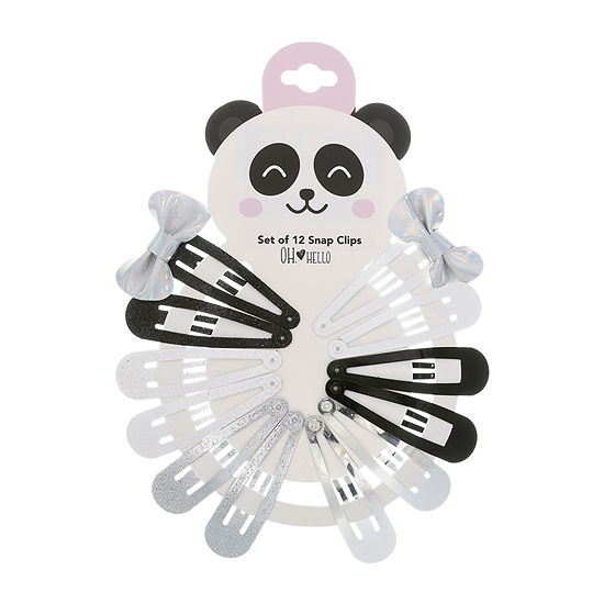 Oh Hello Oh Hello Launch 12-pc. Hair Clip