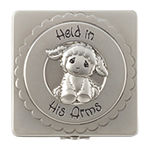 Precious Moments Baptism Box With Rosary 2-pc. Baby Milestones - Unisex