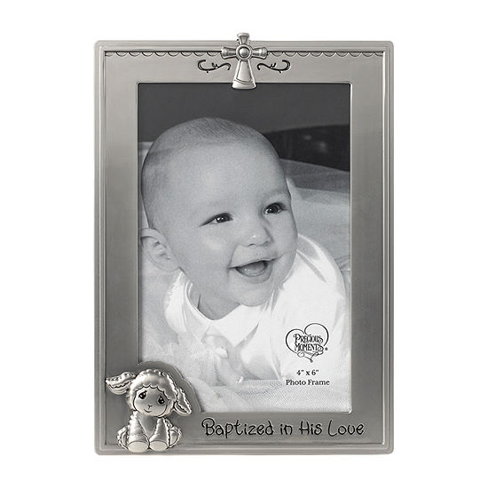 Precious Moments Baptism 1-Opening Tabletop Frame
