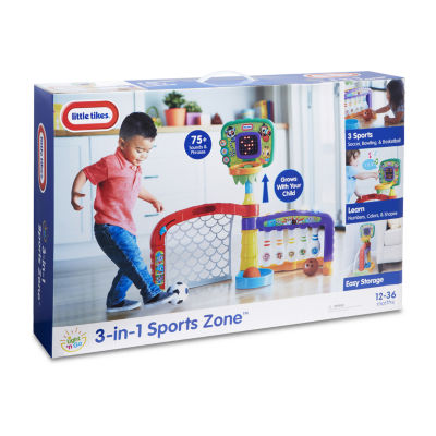 Little Tikes 3 n 1 Sports Zone