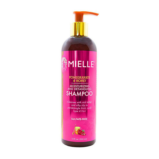 Mielle Organics Pomegranate And Honey Shampoo - 12 oz.