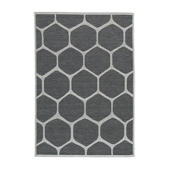 Signature Design By Ashley Javed Rectangular Indoor Outdoor Rugs
