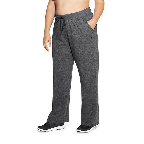 Champion Womens Plus Workout Pant