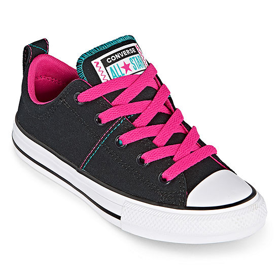 Converse Converse Chuck Taylor All Star Madison Ox Color Pop Little Kid/Big Kid Girls Sneakers