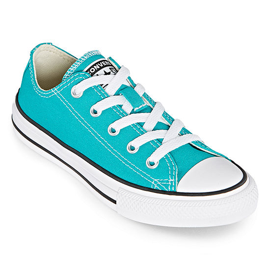 Converse Converse Chuck Taylor All Star Ox Seasonal Color Little Kids Girls Sneakers