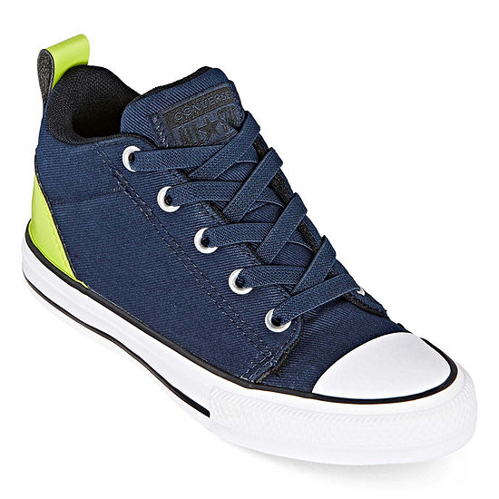 Converse Converse Chuck Taylor All Star Ollie Mid Little Kid/Big Kid Boys Sneakers