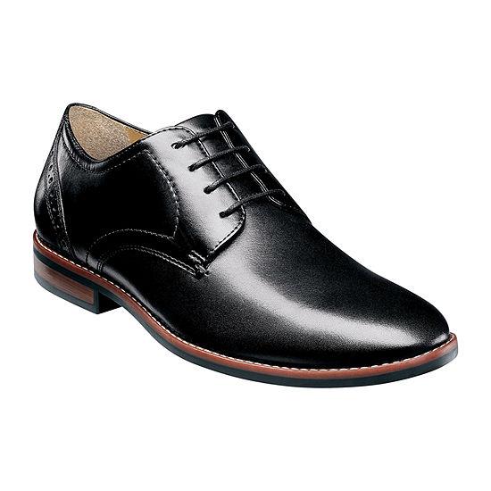 Nunn Bush Mens Fifth Ward Flex Oxford Shoes
