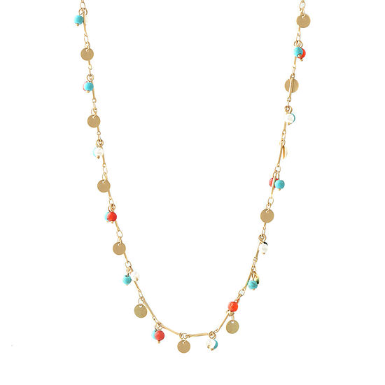 Chaps 36 Inch Strand Necklace