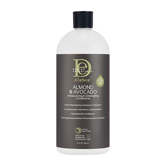 Design Essentials Natural Almond & Avocado Moisturizing and Detangling Conditioner - 32 oz.