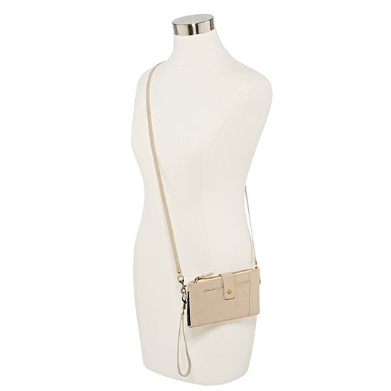 Wallet On A String Crossbody Bag