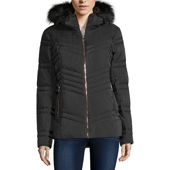 Zeroxposur Hooded Heavyweight Puffer Jacket