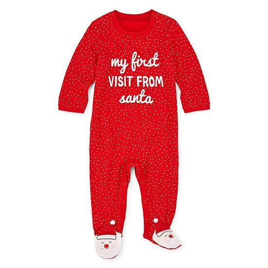 Okie Dokie Christmas Unisex Sleep and Play - Baby