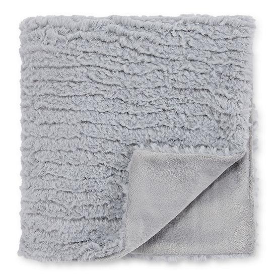 Okie Dokie Plush Baby Blankets