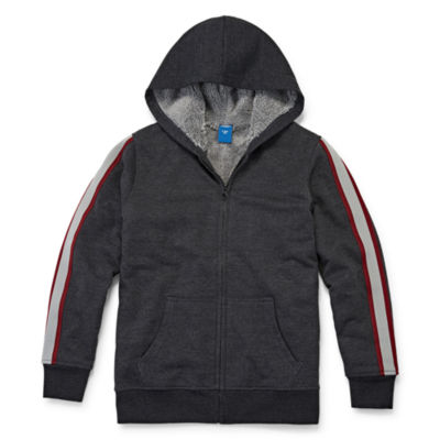 Arizona Little Kid / Big Kid Boys Fleece Midweight Jacket
