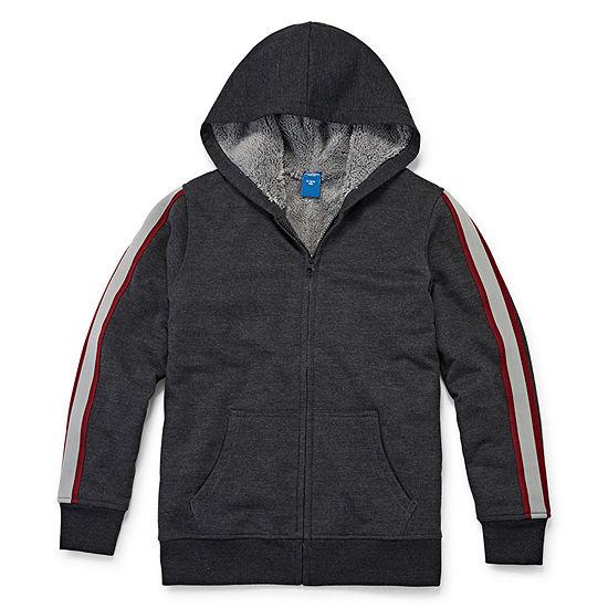 Arizona Boys Fleece Midweight Jacket Preschool / Big Kid