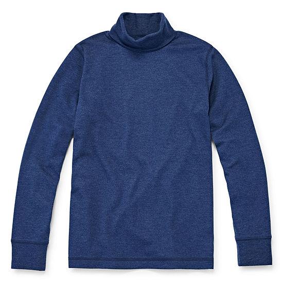 Arizona Boys Turtleneck Long Sleeve T-Shirt Preschool / Big Kid