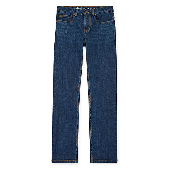 Arizona Boys Flex Relaxed Fit Stretch Bootcut Jean Preschool / Big Kid