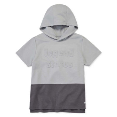 Xersion Boys Cuffed Sleeve Hoodie - Preschool / Big Kid