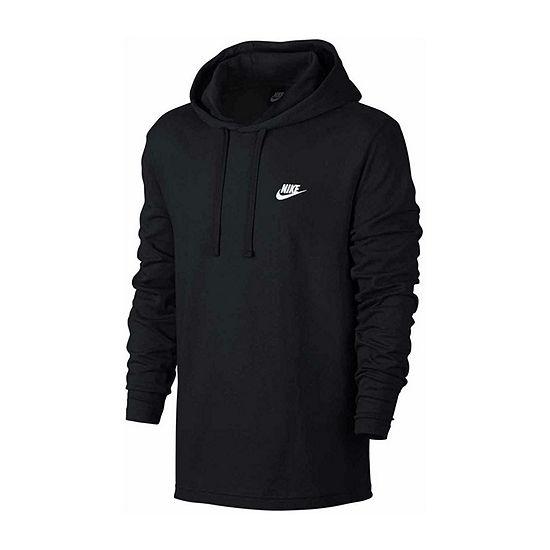 Nike Jersey Mens Long Sleeve Hoodie