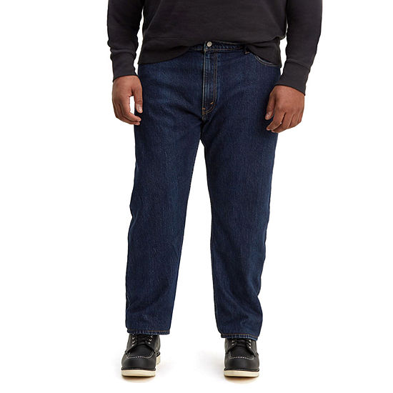 Levi's® 502™ Regular Tapered Stretch Jeans - Big & Tall