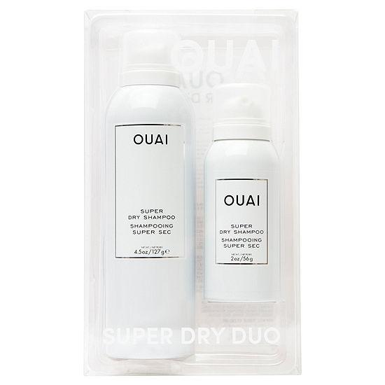 OUAI Super Dry Shampoo Duo