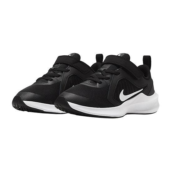 Nike Downshifter 10 Little Kids Boys Wide Width Running Shoes