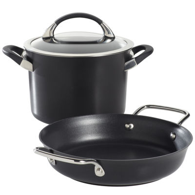 Circulon® Symmetry 3-pc. Nonstick Cookware Set