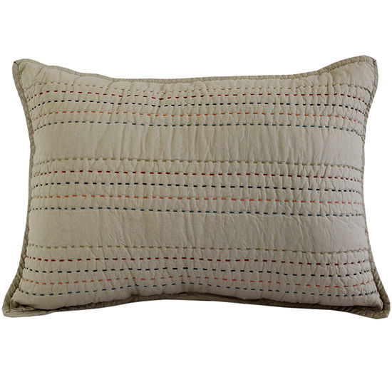 Nostalgia Bukhara Oblong Decorative Pillow