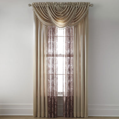 jcpenney.com | Royal Velvet® Hilton Window Treatments