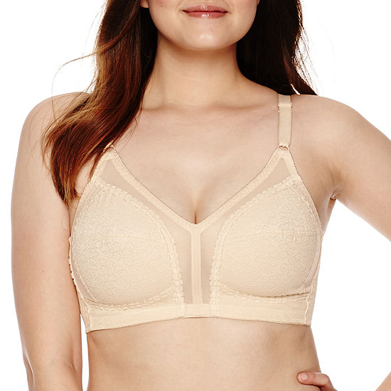 345db382966bf Underscore Lace Wireless Unlined Full Coverage Bra JCPenney