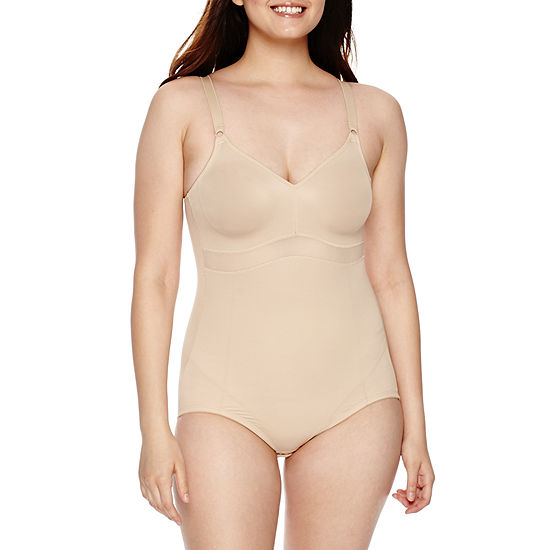 Naomi and Nicole Wonderful Edge® Firm Control Body Briefer - 7230