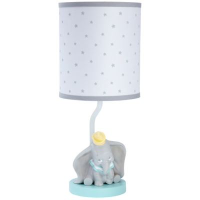 Crown Crafts Disney Dumbo Lamp