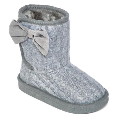 Okie Dokie Girls Winter Boots - Toddler