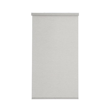 JCPenney Home Light Filtering Textured Cordless Roller Shade, One Size , Gray