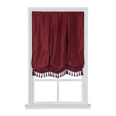 JCPenney Home Plaza Balloon Cordless Roman Shade