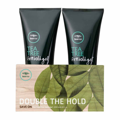 Paul Mitchell Tea Tree Firm Hold Gel Duo 2-pc. Value Set - 13.6 oz.