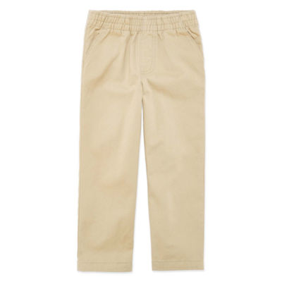 Okie Dokie® Pull-On Pants - Toddler Boys 2t-5t
