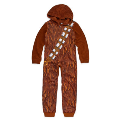 Chewy One Piece Pajama - Boys