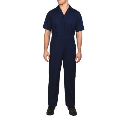 Walls Poplin Non-Insulated Coverall - Short