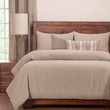 Siscovers Glaze Peat Duvet Set