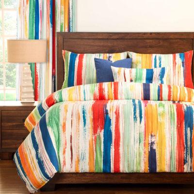 Siscovers Sketchy Stripe Duvet Set