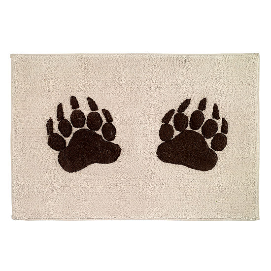 Avanti Cabin Words Bath Rug