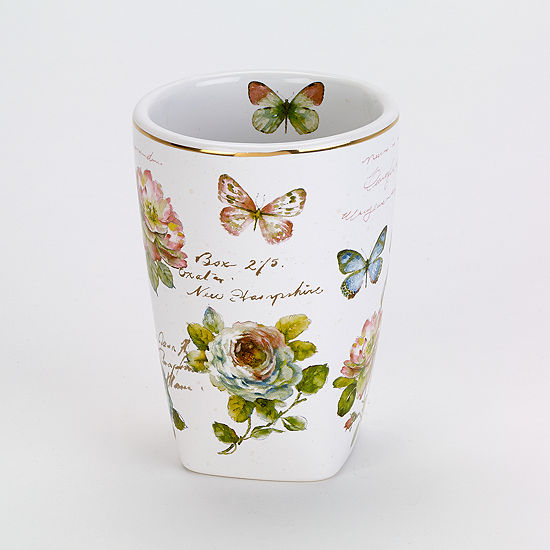 Avanti Butterfly Garden Tumbler