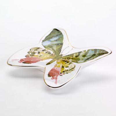Avanti Butterfly Garden Soap Dish