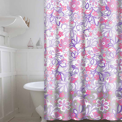 Peva Frotti 13-pc. Shower Curtain Set