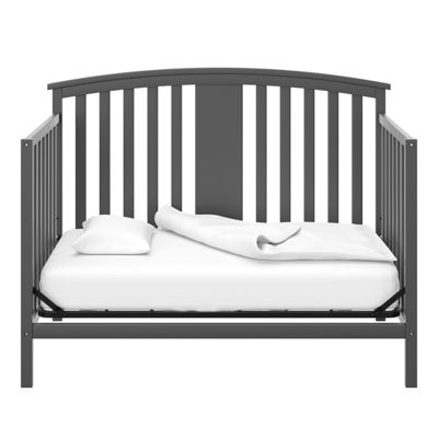 Storkcraft Greyson 4-in-1 Covertible Crib - Gray