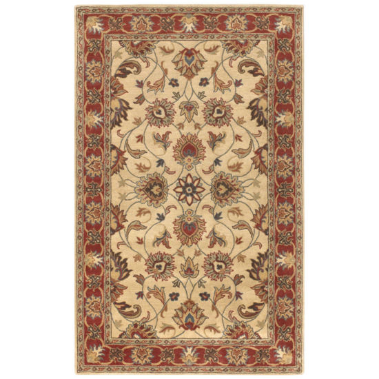 Decor 140 Adley Hand Tufted Rectangular Indoor Accent Rug
