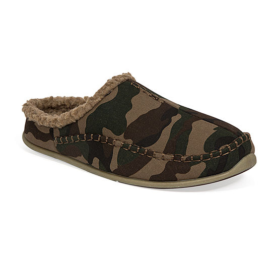 Deer Stags® Camo Nordic Slipper